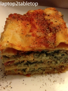 gluten- and dairy-free lasagne