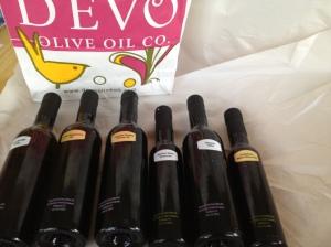 Devo Olive Oil and Balsamics
