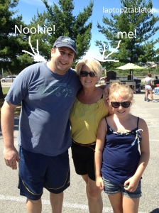 Meeting Nookie at the New England Food Truck Festival