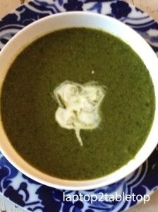 zuppa di verde (green soup)