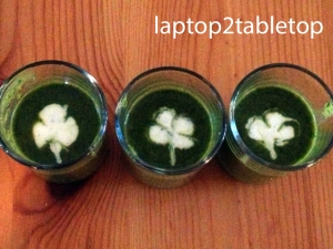 green soup shooters