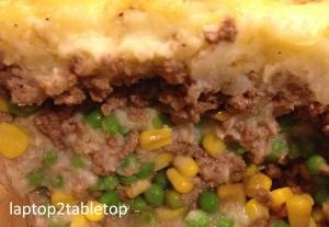 cottage aka shepherd's pie