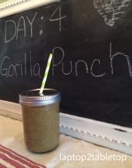 gorilla punch smoothie