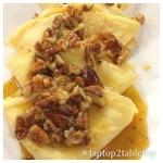 Creamy Honey and Maple Pecan Sauce